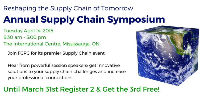 Annual Supply Chain Symposium