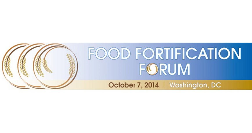 Food Fortification Forum