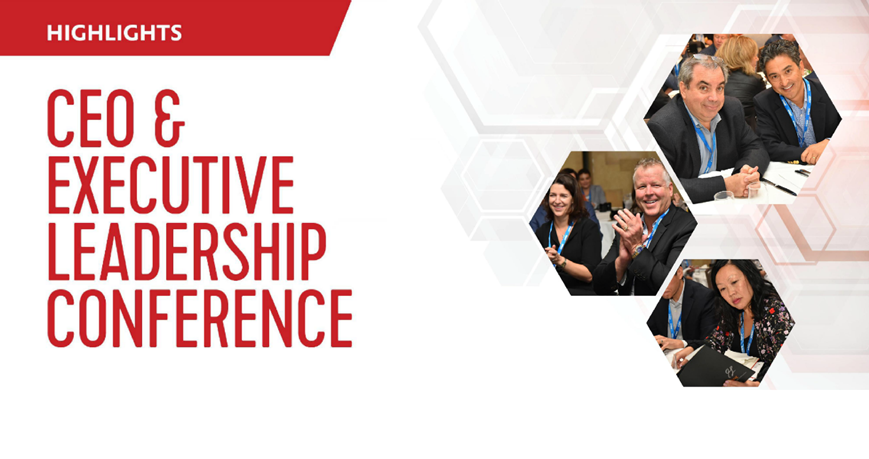 Highlights from FCPC's 2017 CEO & Executive Leadership Conference