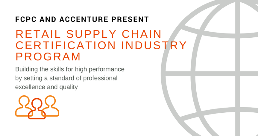 Retail Supply Chain Certification Industry Program